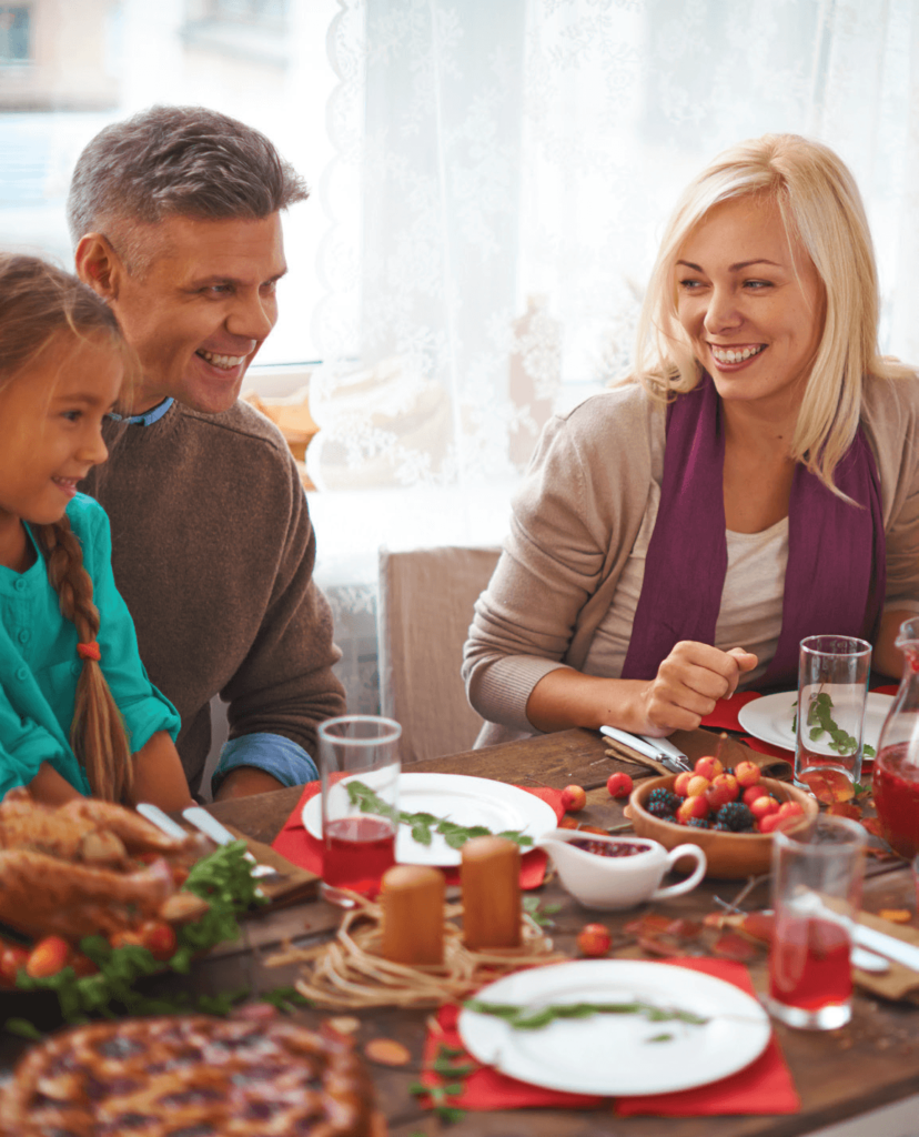 TIPS TO MAINTAIN YOUR DIET DURING THE HOLIDAYS