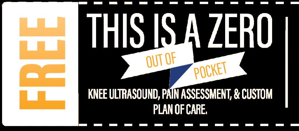free knee ultrasound